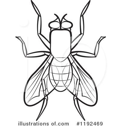400x420 House Fly Clipart