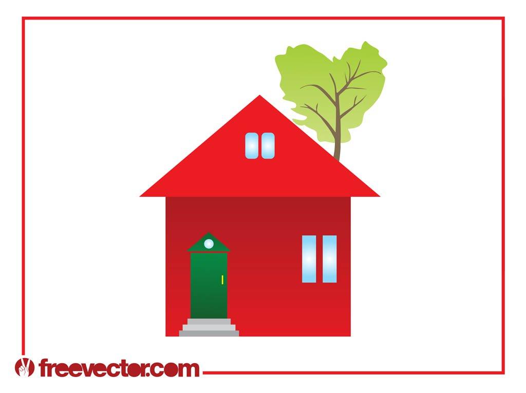 1024x765 Eco House Clip Art Vector Art Amp Graphics