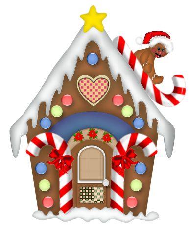386x459 House Clip Art For Christmas Fun For Christmas