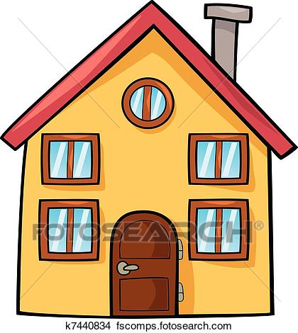 420x470 House Clipart Vector Graphics. 236,265 House Eps Clip Art Vector