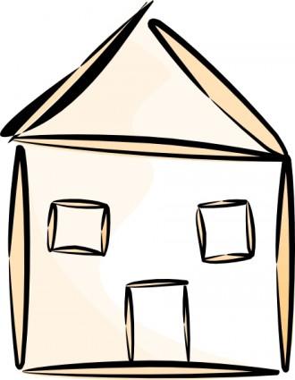 330x425 Doll House Clipart