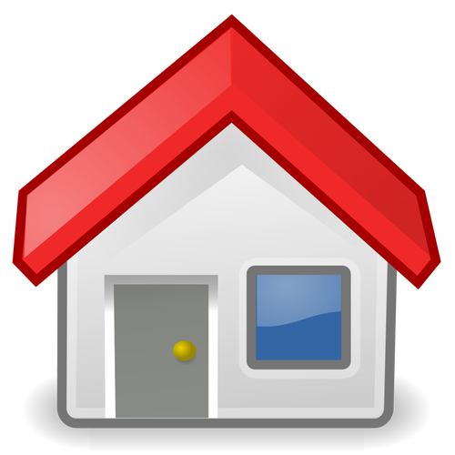 House Clipart Vector