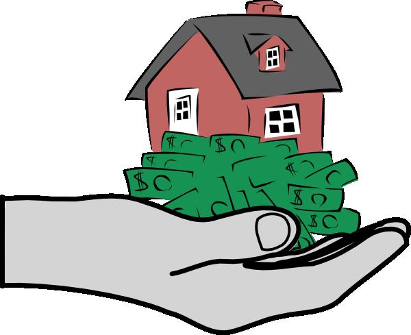 600x489 Home Finance Clip Art