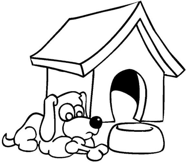 640x566 Coloring Pages Of Houses519312