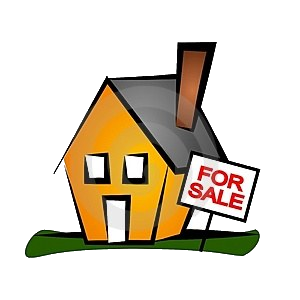 300x300 House For Sale Clip Art Clipart Panda