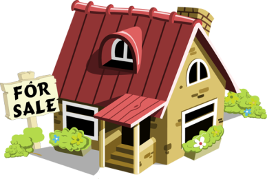 388x260 Best House For Sale Clip Art