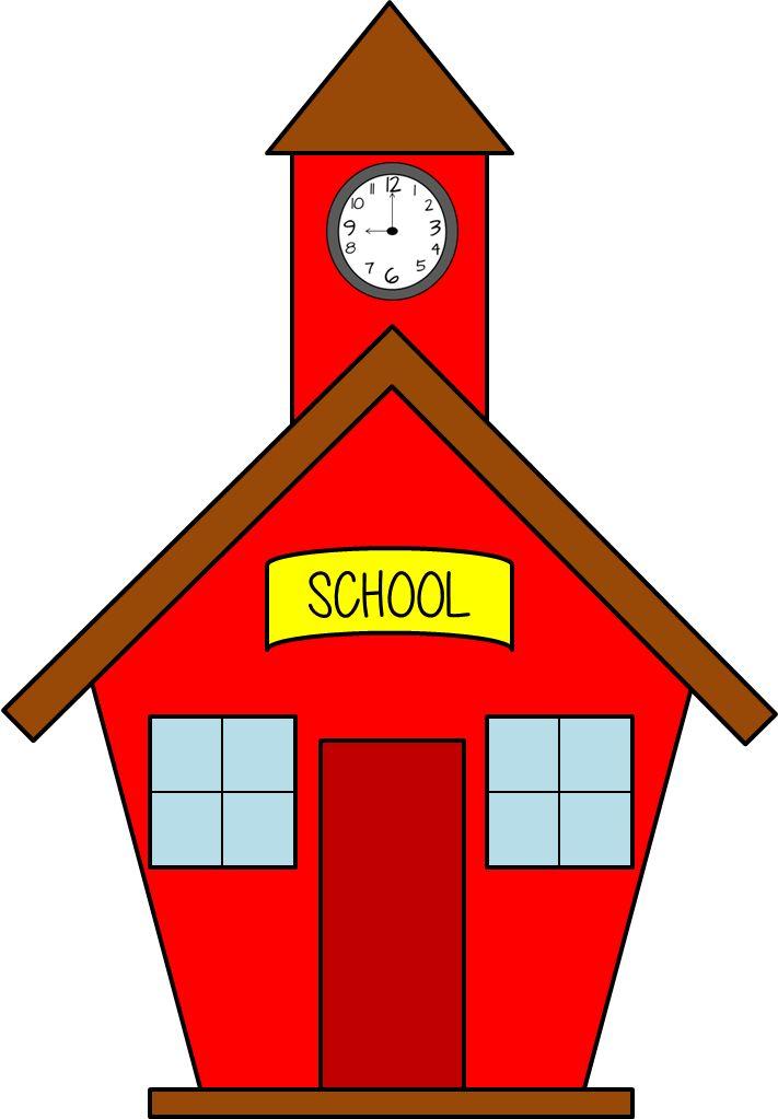 711x1023 School House Clip Art School House