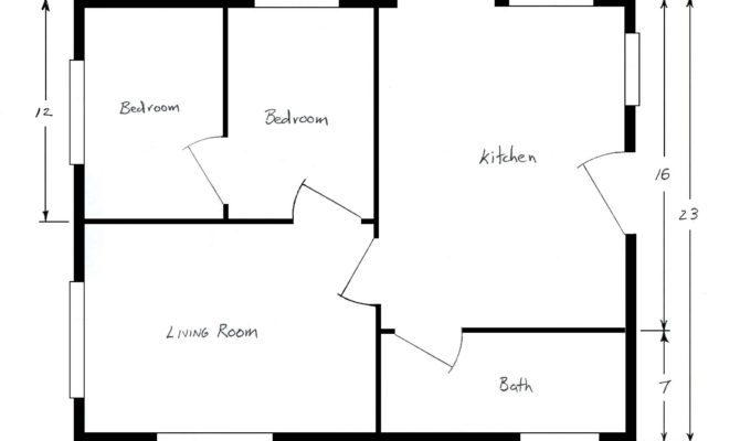 Free Download Best House Outline