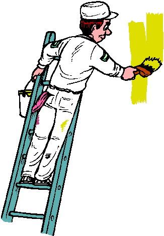 326x470 House Painter Clipart Clipart Panda