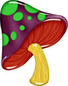 236x297 Baillarinafairy 7.png Cute Mushrooms, Clip Art