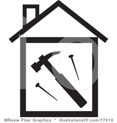 400x420 Clipart Home Improvement