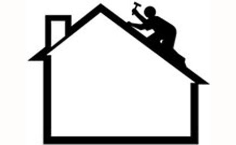 464x286 Free Clipart For Roofing Siding Contractor