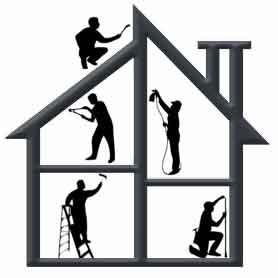 278x278 House Repair Clipart