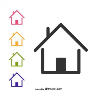 House Vector Silhouette
