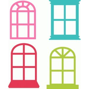House Window Clipart