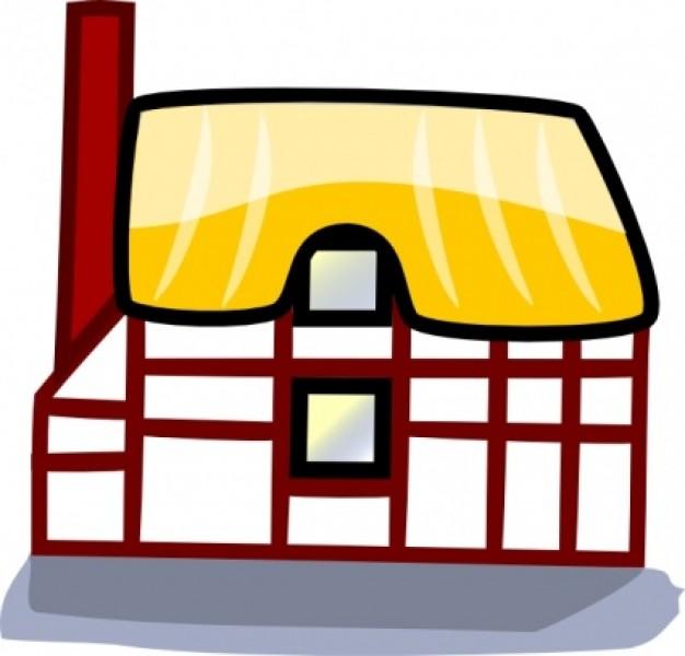 626x600 Free Clip Art Houses