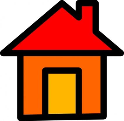 425x413 Free House Icon Clip Art