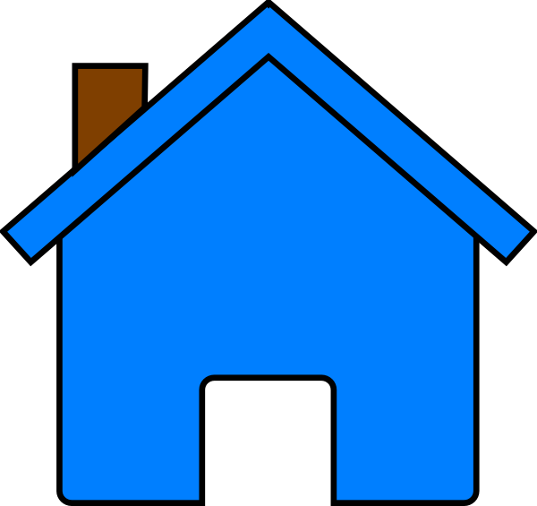 600x565 Free Houses Homes Clipart