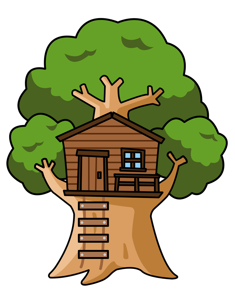 800x1008 Image Of Cute House Clipart