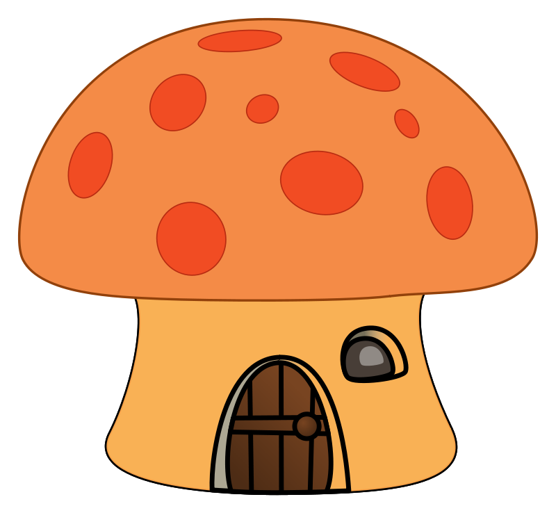 800x738 Art Mushroom Clip Art Clipart Cliparts For You Image