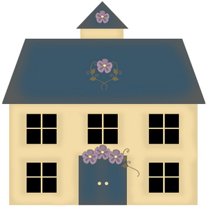 300x300 Microsoft Clip Art Of Houses Cliparts