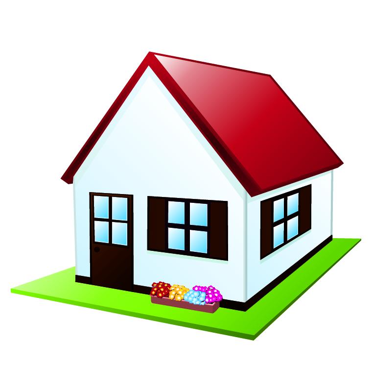760x800 Street Clipart Cute Home