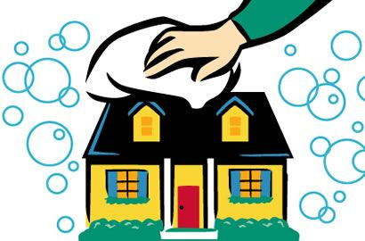 410x270 House Cleaning Clipart Many Interesting Cliparts