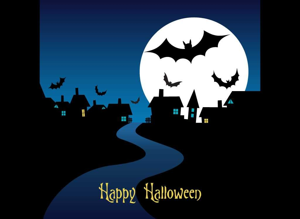 1024x750 Pictures Of Cartoon Haunted Houses Free Download Clip Art Free
