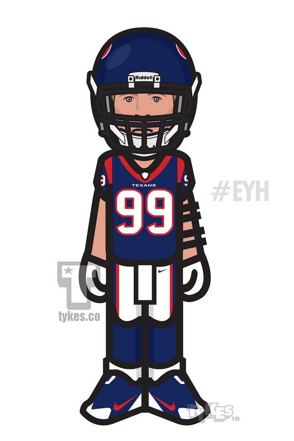 600x900 Tykes On Twitter J.j. Watt Houston Texans