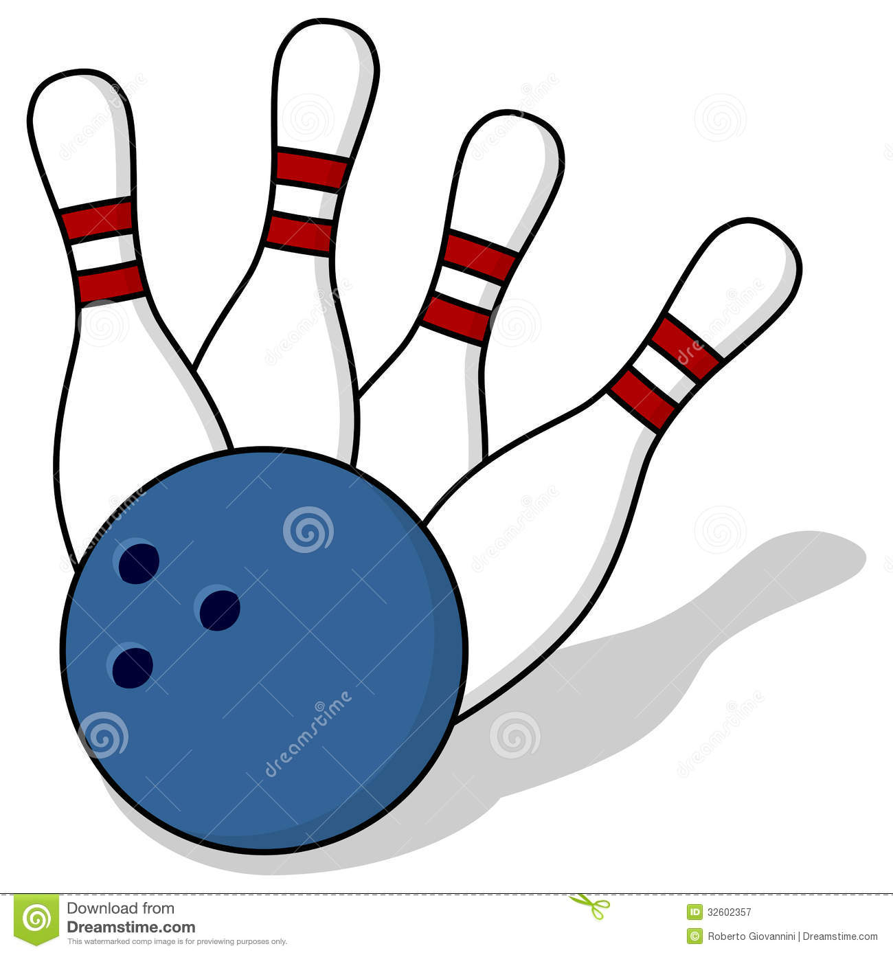 1300x1390 Ball And Bowling Pins Clipart