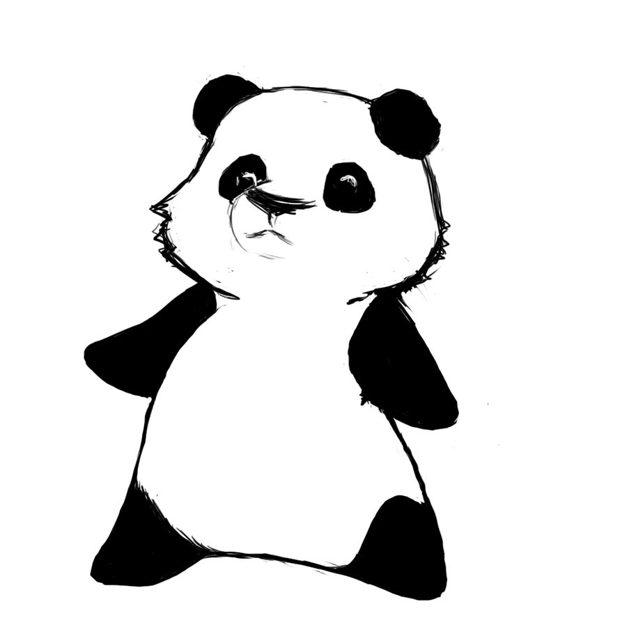 900x900 Cute Chibi Panda Amazing Wallpapers