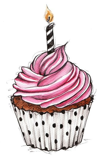 How To Draw A Cute Cupcake Free Download Best How To