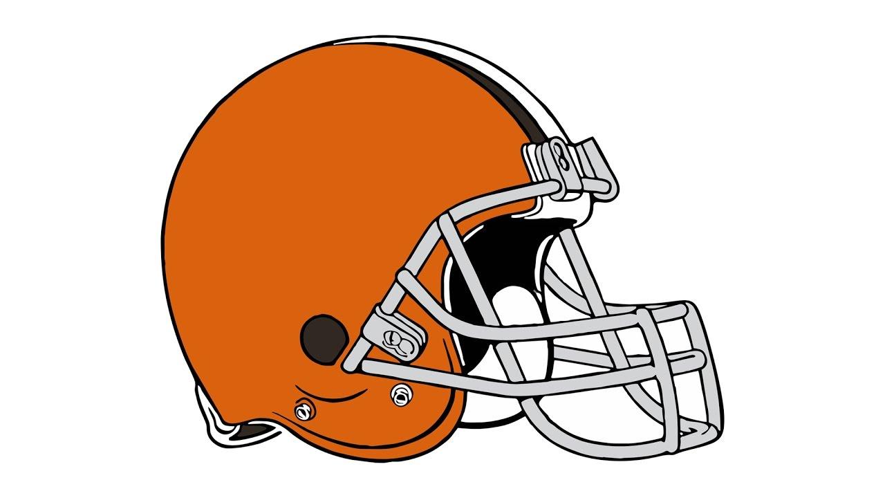 1280x720 Como Desenhar O Escudo Do Cleveland Browns (Nfl)
