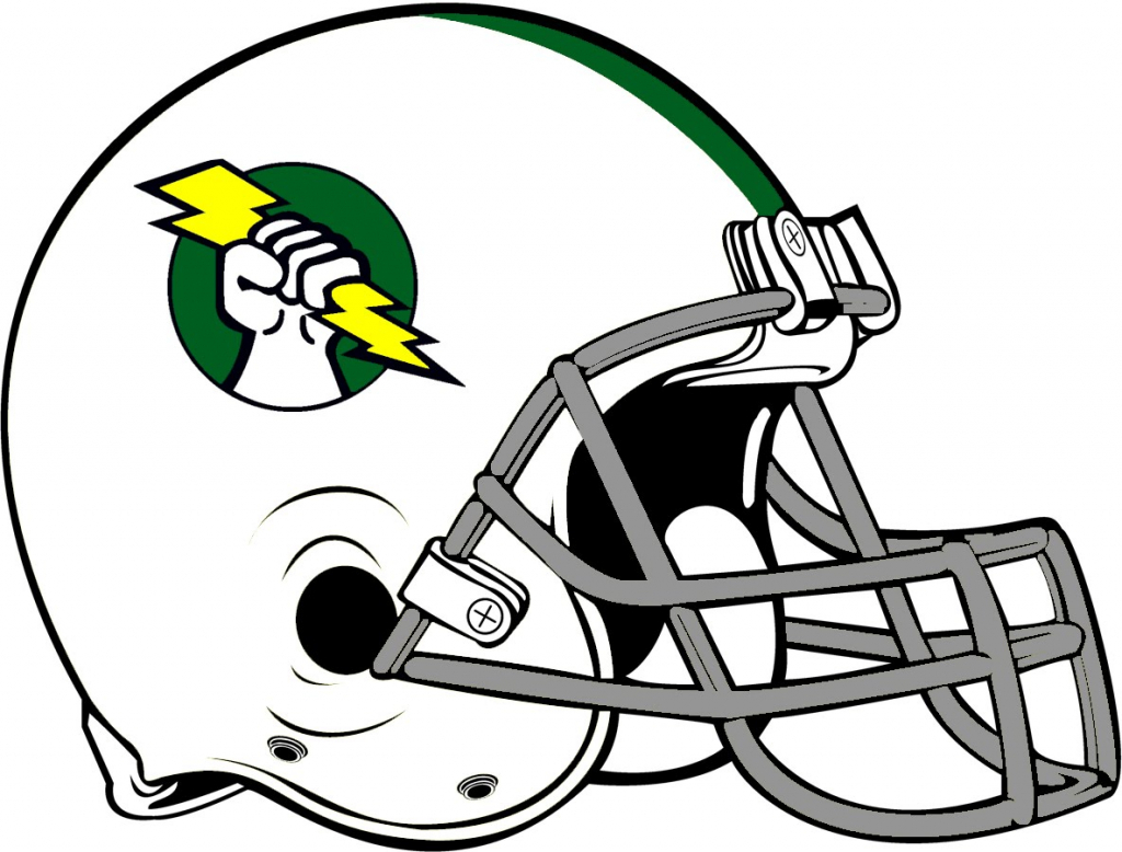 1024x778 Football Helmet Drawing