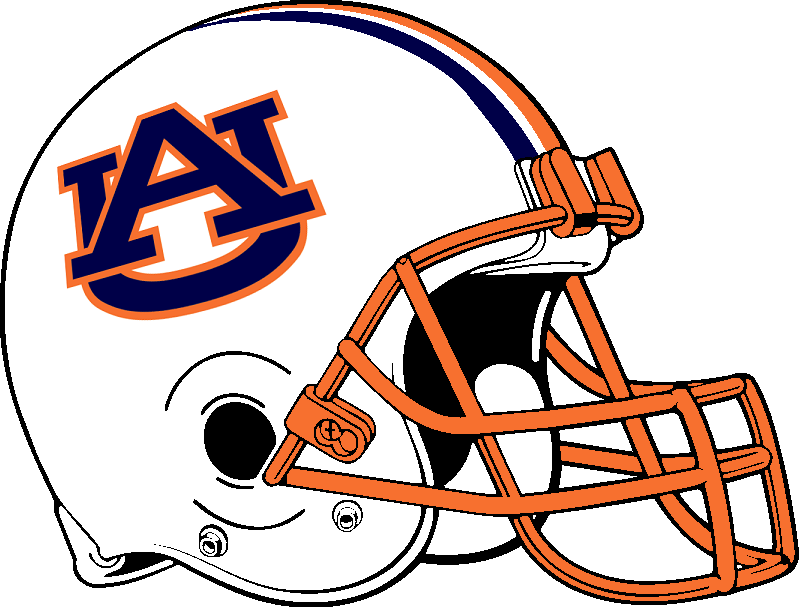 799x607 Helmet Clipart Auburn Football