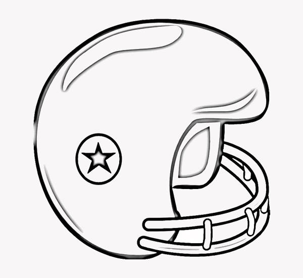 600x550 How To Make A Football Helmet Out Of Paper