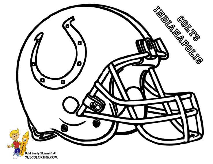 Dallas Cowboys Logo Coloring Page