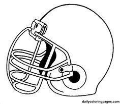 236x206 Printable Football Helmets To Color For Kids Football Helmet