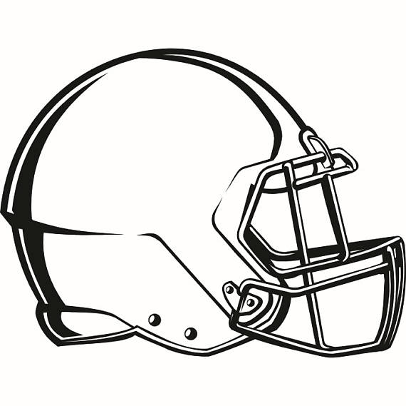 570x569 Football Helmet 3 Equipment Sports Stadium Field School Team