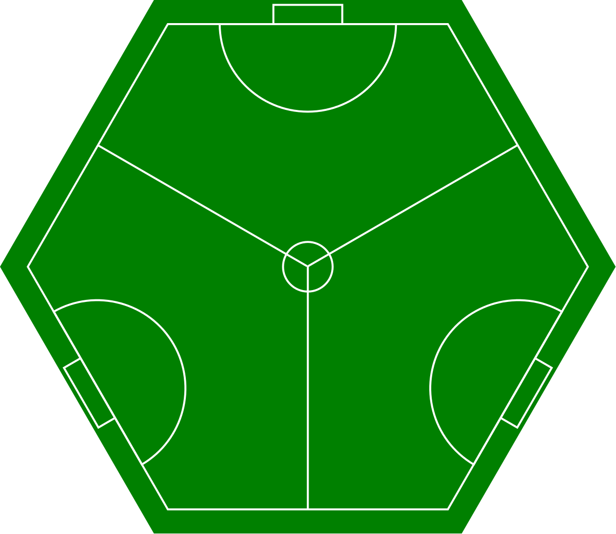 1200x1040 Three Sided Football
