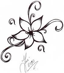 211x239 Best Hawaiian Flower Drawing Ideas Hibiscus