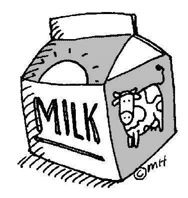 How To Draw A Milk Carton