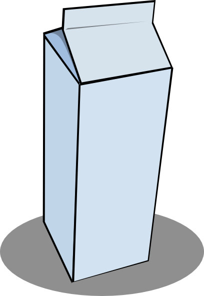 408x592 Milk Carton Clip Art