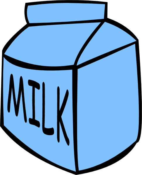 486x597 Milk Clip Art