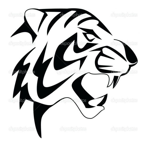 618x609 Coloring Amazing Coloring Page Tiger. Coloring Page Bengal Tiger