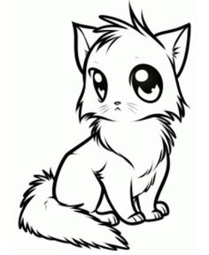 How To Draw An Anime Cat Free Download Best How To Draw An Anime
