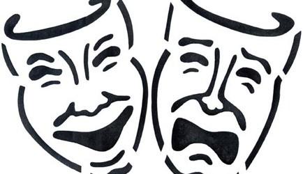 434x250 How To Draw Drama Masks