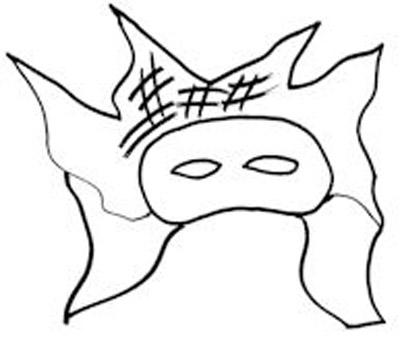 400x340 Papier Paper Mache Masks Lesson Plan Multicultural Art And Craft