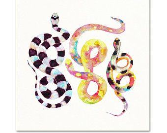 340x270 The 25+ best Snake painting ideas Snake art, Snake