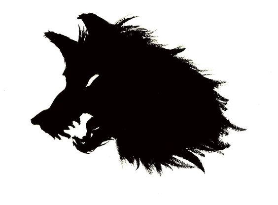 564x416 Wolf Head Clipart Many Interesting Cliparts